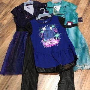 Disney Descendants Outfits